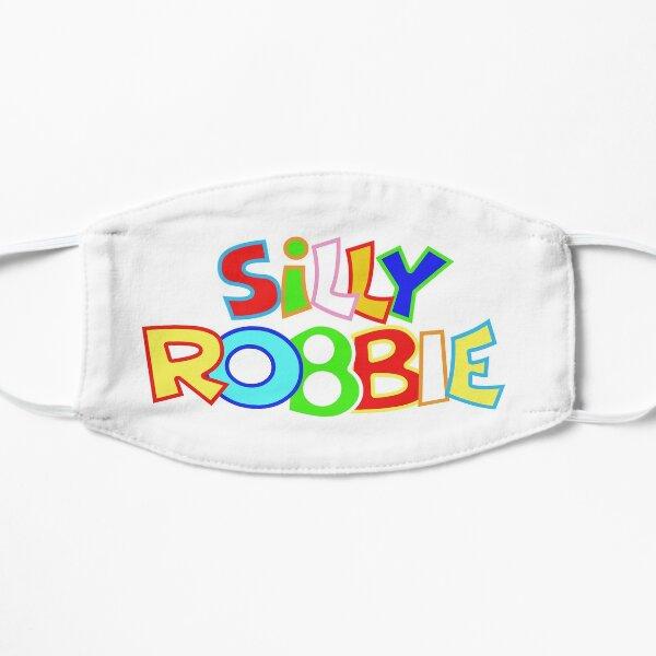 Silly Robbie Mask Logo Mask