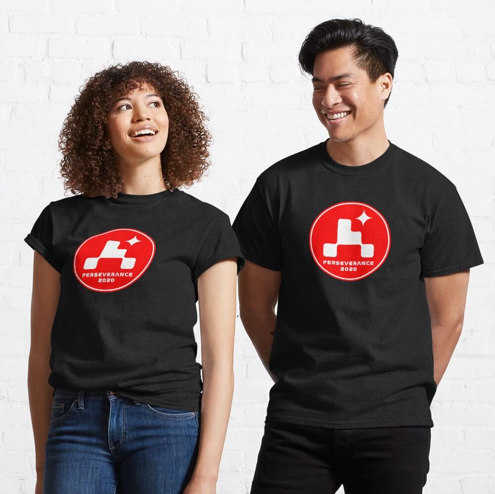 NASA Mars Rover Perseverance 2020 Classic T-Shirt