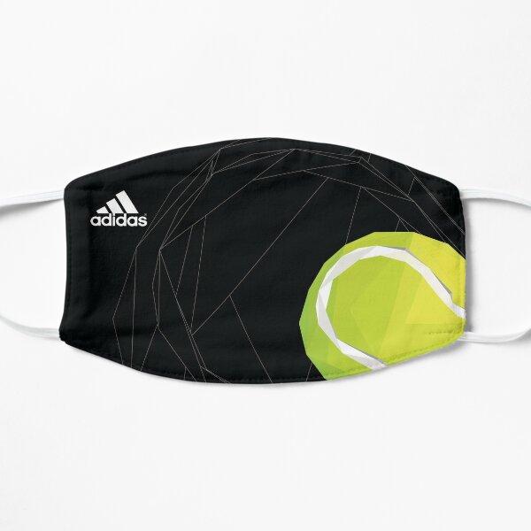 Balle de tennis Triangle Art Masque à trois bandes Masque sans plis