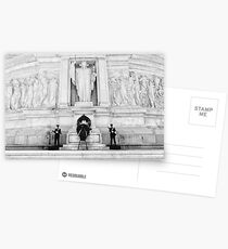Guards Of Italia Postcards