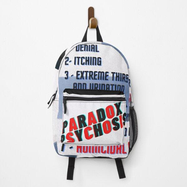 Paradox psychosis - The Umbrella Academy Backpack