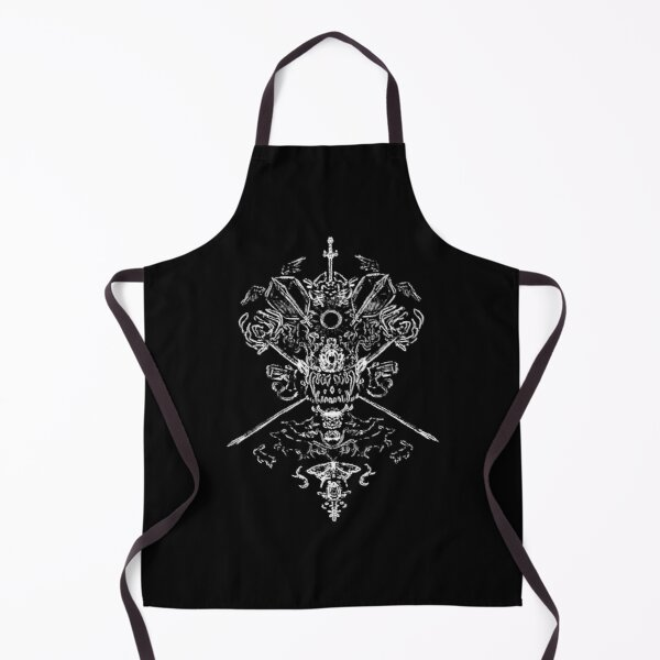 Chaos and order flag Apron