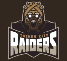 Tusken City Raiders | Unisex T-Shirt