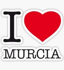 I ♥ MURCIA Sticker