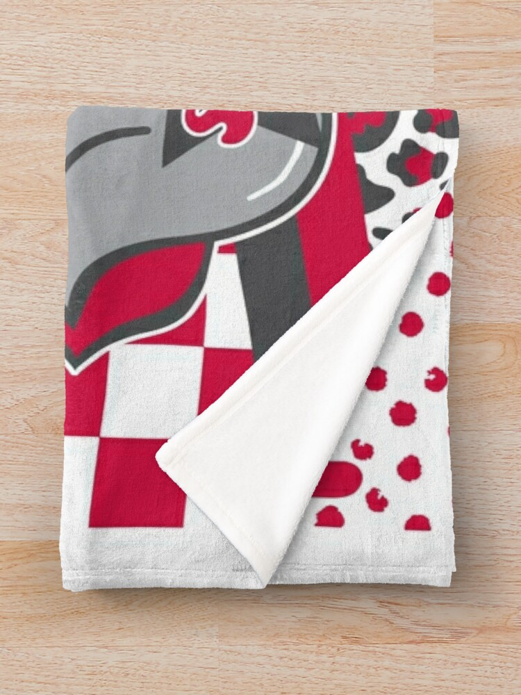 Alternate view of Sacred Heart Throw Blanket