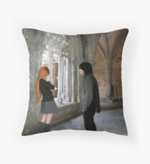 ~Sev and Lily~ Throw Pillow