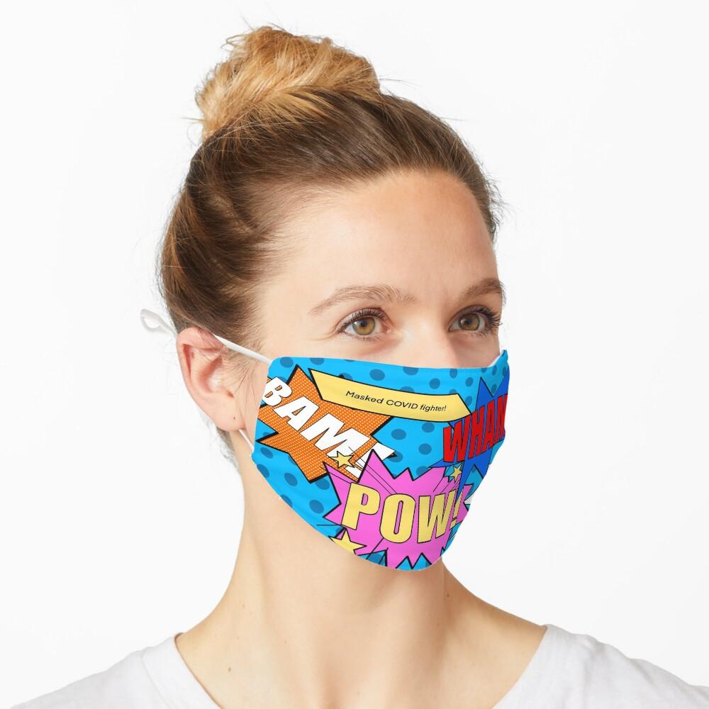 SUPERHERO Design (4/4) Mask