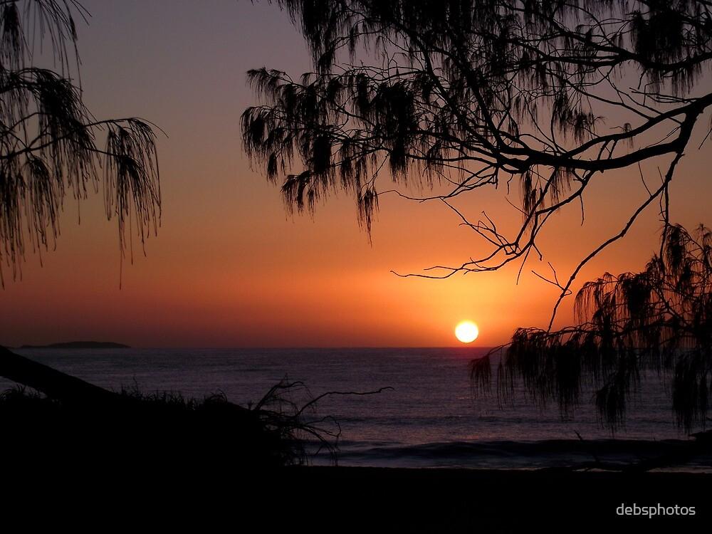 Morning Calm.. by debsphotos