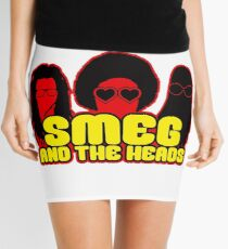 Smeg And The Heads Mini Skirt