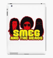 Smeg And The Heads iPad Case/Skin
