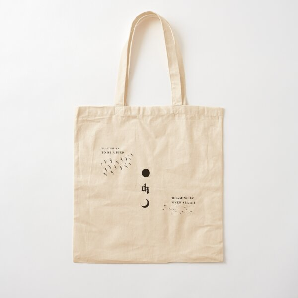 Dermot Kennedy For Island Fires & Family Cotton Tote Bag