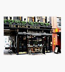 London Pub Photographic Print