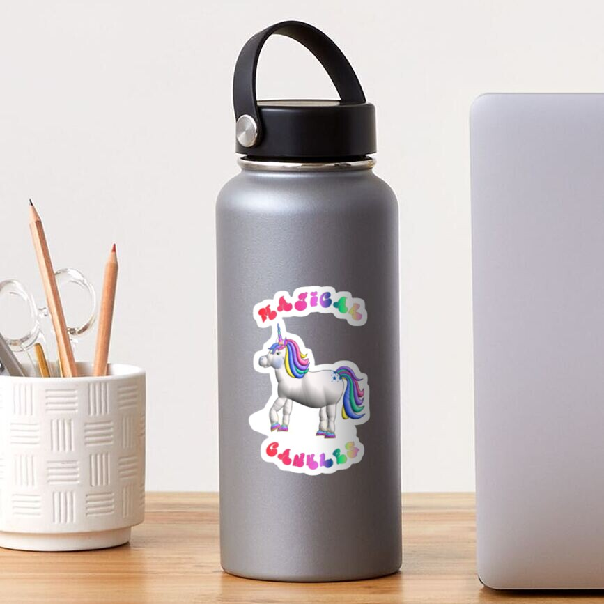 Fat Unicorn - Magical Cankles Sticker