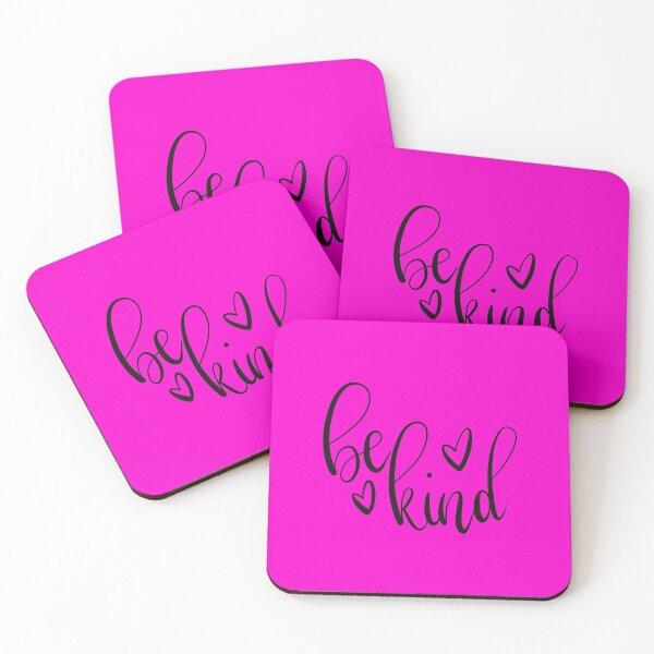 Be Kind Coasters (Set of 4)