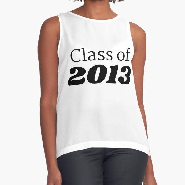 Class of 2013 Sleeveless Top
