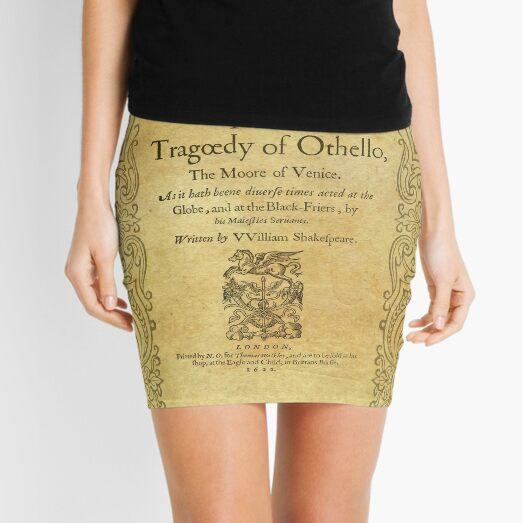 Shakespeare, Othello 1622 Minifalda