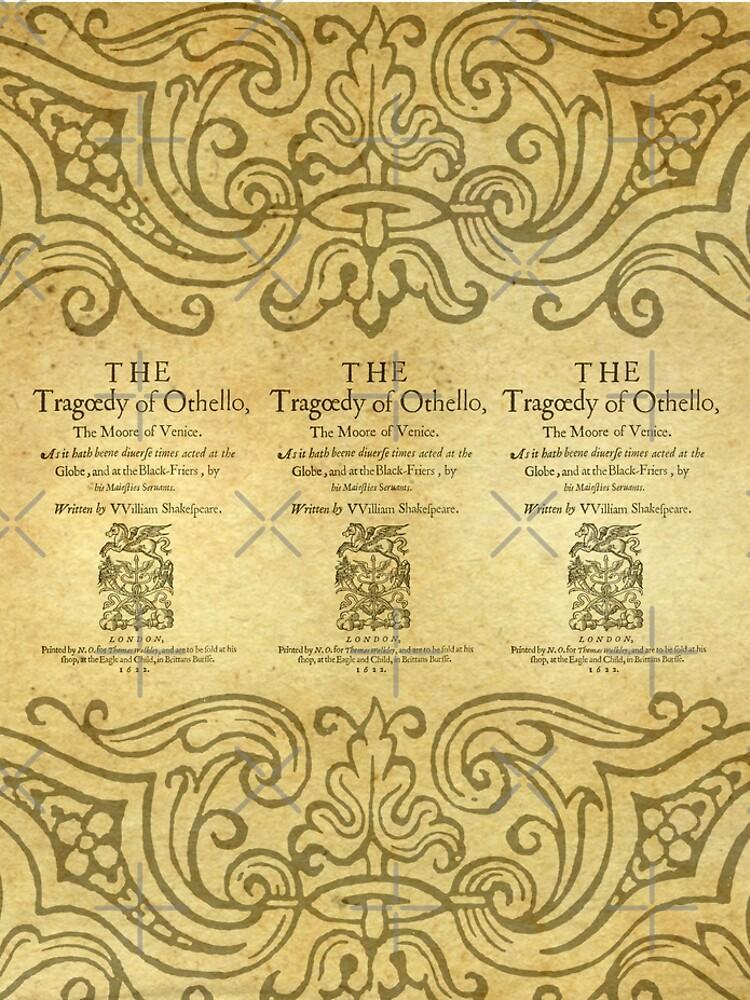 Shakespeare, Othello 1622 de bibliotee