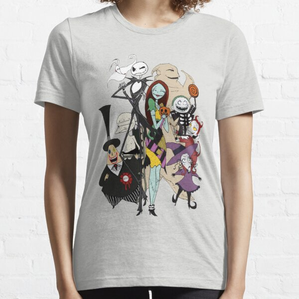 the nightmare before christmas Essential T-Shirt