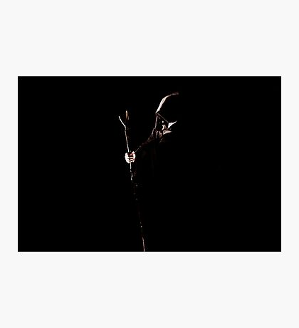 Ferryman of the Dead Photographic Print