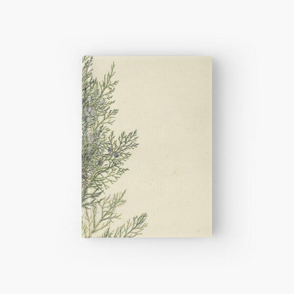 Botanical Juniper Hardcover Journal