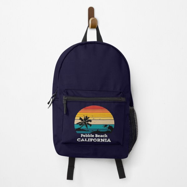 Pebble Beach CALIFORNIA Backpack