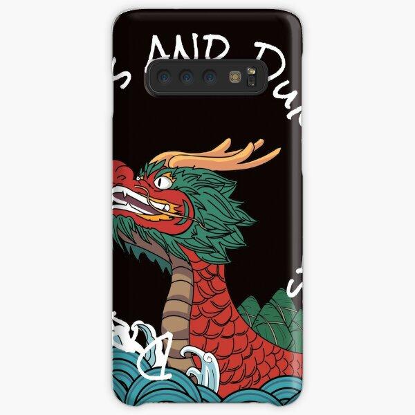 Dragon boats and Dumpling Samsung Galaxy Snap Case