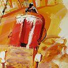 Rickshaw-2 by limon