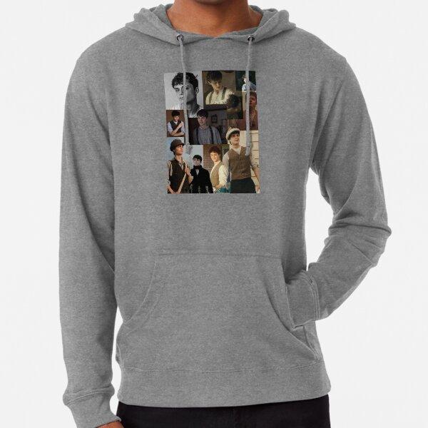 Collage de Gilbert Blythe Sudadera ligera con capucha