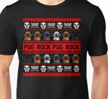 PUG ROCK PIXEL Unisex T-Shirt