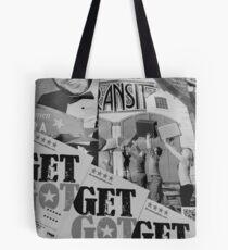 Advertising - Edinburgh Fringe 2013 Tote Bag
