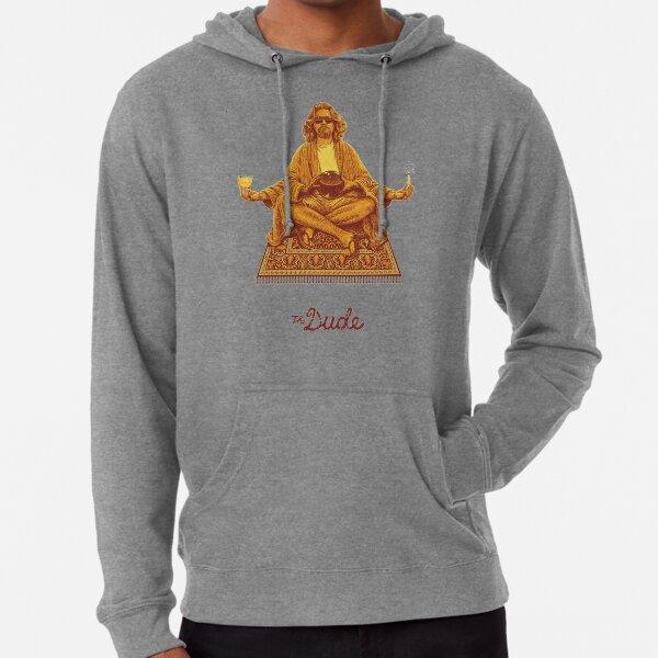 The Dude Budha The Big Lebowski Lightweight Hoodie