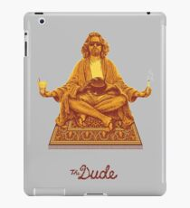 The Dude Budha The Big Lebowski iPad Case/Skin