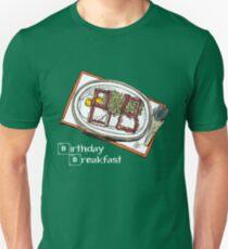breaking breakfast Unisex T-Shirt