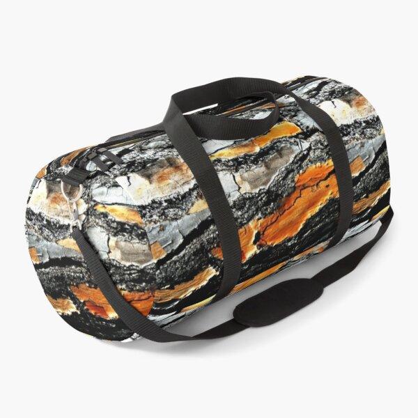 #1 Macro Bark Duffle Bag