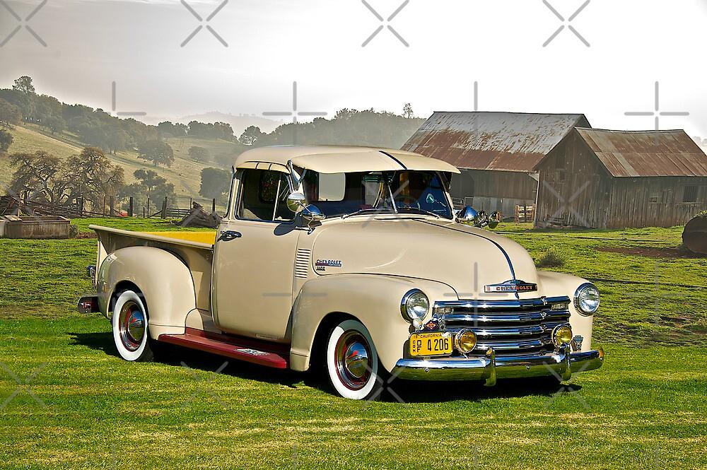 1949 Chevrolet Pick-Up Truck by DaveKoontz