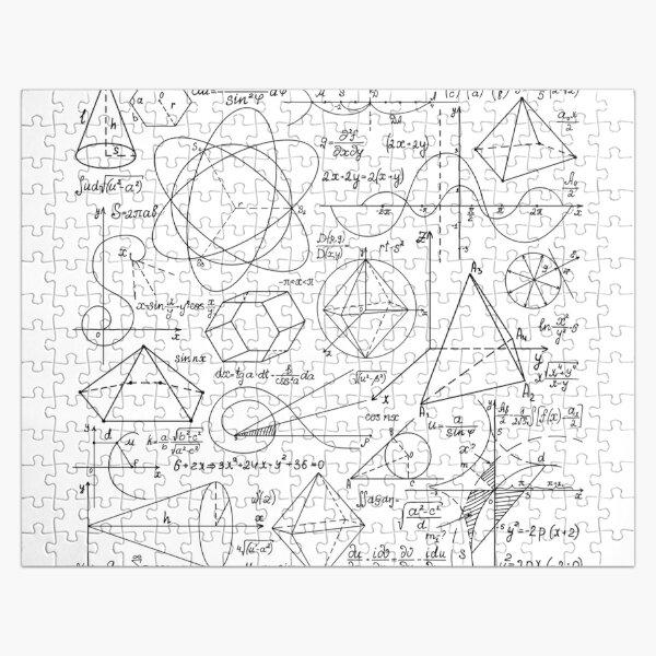 Math Equations #Math #Equations #MathEquations Jigsaw Puzzle