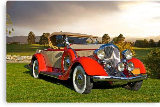 1934 Chrysler Roadster II by DaveKoontz
