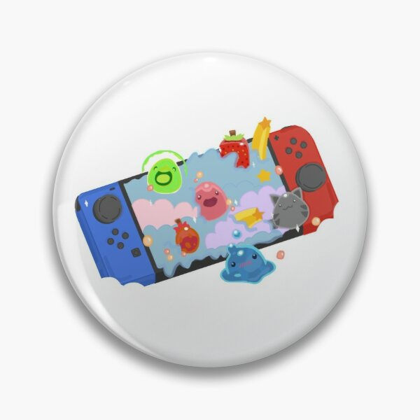 Slime Rancher Nintendo Switch Pin