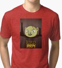 Lord of the Birds - Gollum Tri-blend T-Shirt