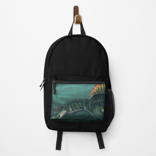 Swimming Spinosaurus Backpack
