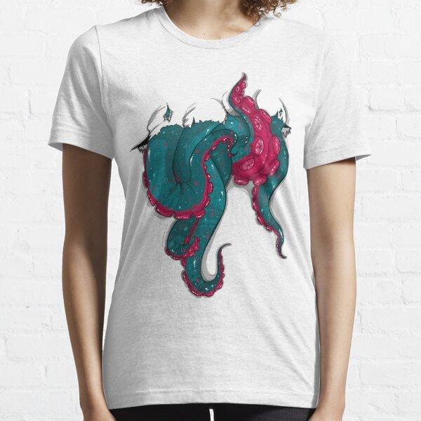 Tentacle Tear Essential T-Shirt
