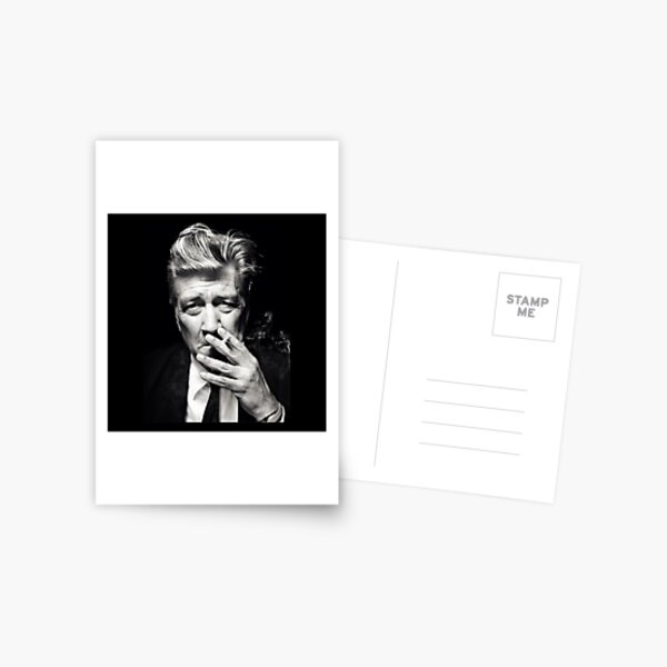 Best Selling - David Lynch Postcard