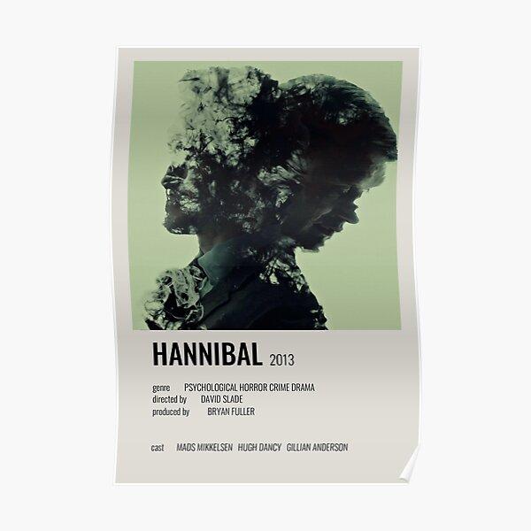 Hannibal poster Poster
