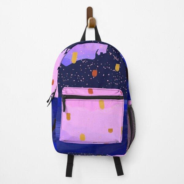 Tangled Lantern Backpack