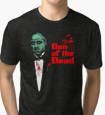 Don of the Dead Tri-blend T-Shirt