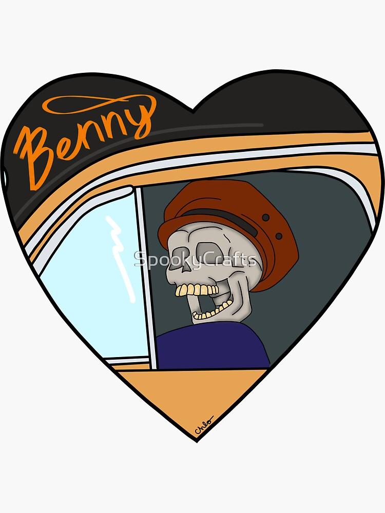 Benny  by SpookyCrafts