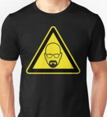 Walter White Warning Unisex T-Shirt