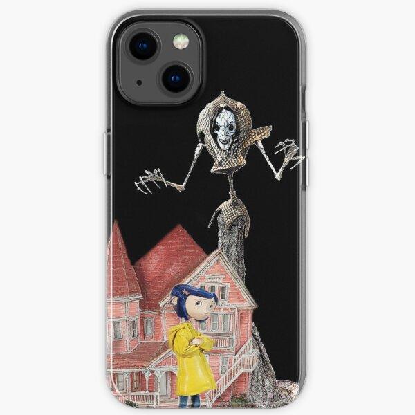 Coraline iPhone Soft Case