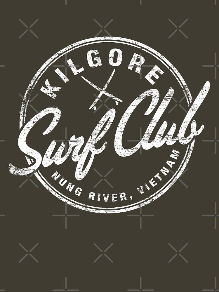 Kilgore Surf Club (worn look) | Unisex T-Shirt