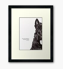 Dugal Framed Print